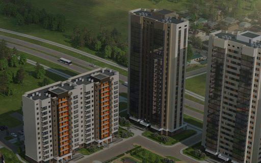 Повысили узнаваемость в 1,8 раз жилого комплекса в Екатеринбурге