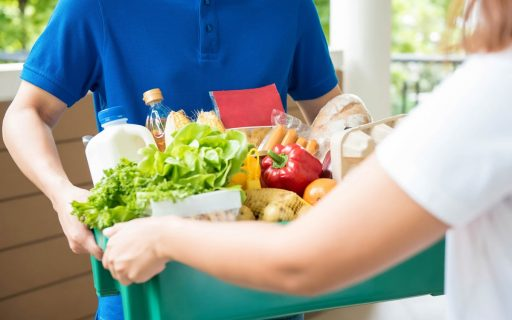 Как получать заказы в сфере доставки продуктов по 35 рублей?