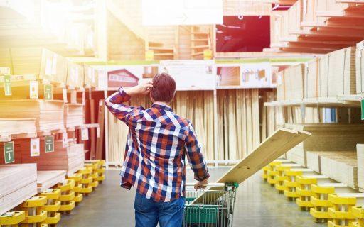 Снизили стоимость заявки в 1,8 раза магазину стройматериалов «Квартал»